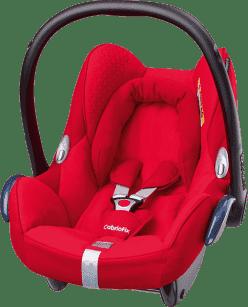 MAXI-COSI CabrioFix Fotelik samochodowy - Origami Red