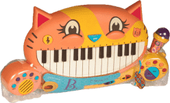 B-TOYS Kocie pianino Meowsic