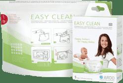 ARDO Easy Clean torebka do kuchenki mikrofalowej (5 szt.)