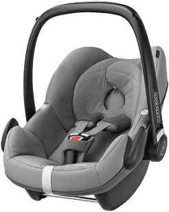 MAXI-COSI Pebble Autosedačka – Concrete Grey