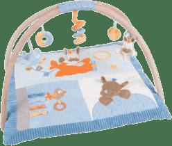 NATTOU Hrací deka s hrazdičkou Arthur & Louis