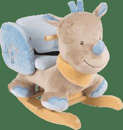 NATTOU Hojdačka nosorožec Louis