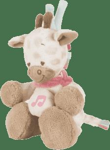 NATTOU Hračka hudební žirafa Charlotte 20 cm