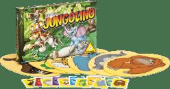 PIATNIK Jungolino (CZ, SK) - spoločenská hra
