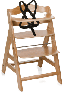 HAUCK Jedálenská stolička Alpha+B natural 2016