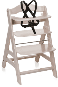 HAUCK Krzesełko do karmienia Beta+B natural 2016