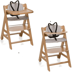 HAUCK Jídelní židlička Beta+B natural 2016