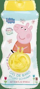 EPLINE Peppa Pig umývacie žinka a sprchový gél 450 ml