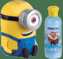 EPLINE Mimoni pokladnička a šampón a sprchový gel