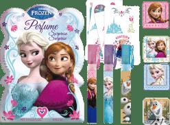 EPLINE Frozen Zestaw prezentowy i woreczek z niespodzianką