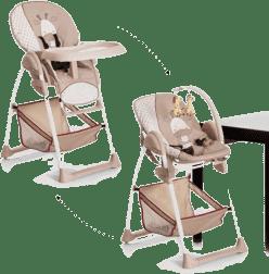 HAUCK Krzesełko do karmienia Sit N Relax Giraffe 2016