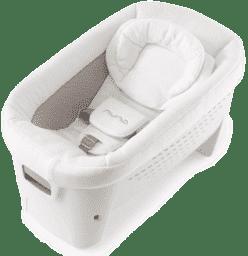 NUNA Sedenie Na Zaaz Newborn Seat - cloud