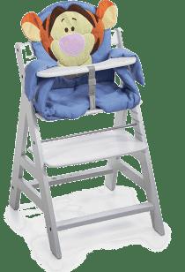 HAUCK Výplň k jídelní židličce Hochstuhlauflage Deluxe Tigger 3D 2016