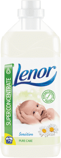 LENOR Pure 1,975l (79 prań) – płyn do płukania