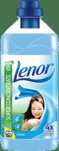 LENOR Spring 1,975l (79 dávok) - aviváž