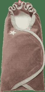LODGER Zavinovačka Wrapper Newborn Cotton – Cowboy