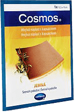 COSMOS Plaster rozgrzewający z kapsaicyną łagodny