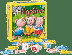 PIATNIK Pigolino (CZ, SK) - spoločenská hra