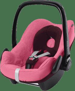 MAXI-COSI Letni pokrowiec na fotelik samochodowy Pebble, Pebble+, Pink