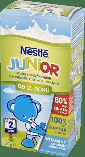 NESTLÉ Junior mleko od 2 roku (350g)