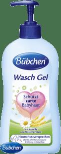 BÜBCHEN Harmančekový umývací gél 400 ml