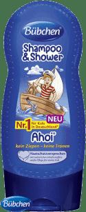 BÜBCHEN Kids šampon a sprchový gel 2v1 Ahoj námořníku 230ml