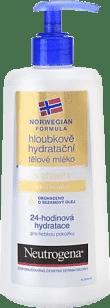 NEUTROGENA Hĺbkovo hydratačné telové mlieko s olejom 250 ml