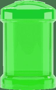 TWISTSHAKE Zásobník 2ks Zelená
