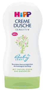 HIPP Creme dusche sensitive 200 ml