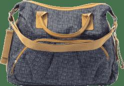 SUMMER INFANT Prebaľovacia taška na kočík - Charcoal Tan Tote