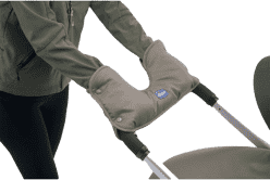 CHICCO Urban Zimowe akcesoria do wózka 2015 brąz/eko skóra
