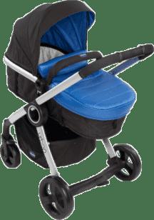 CHICCO Urban Zimowe akcesoria do wózka 2015 niebieski