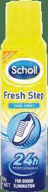 SCHOLL Fresh Step Sprej do bot 150 ml