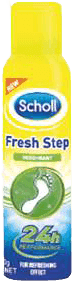 SCHOLL Fresh Step antyperspirant do stóp 150 ml