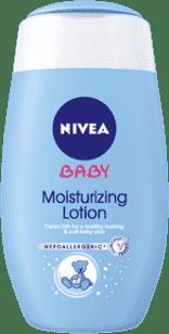 NIVEA Baby Nawilżające mleko (200 ml)