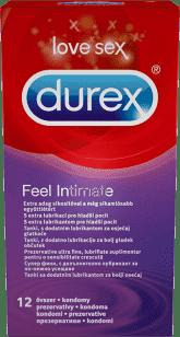 DUREX Feel Intimate 12 ks - kondómy