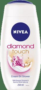 NIVEA Sprchový gel Diamond Touch (250ml)