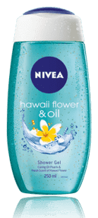 NIVEA Żel pod prysznic Hawaiian & Oil 250ml