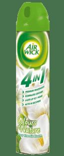 AIRWICK Spray 4in1 Bílé květy frezie 240 ml