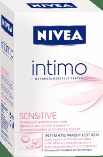 NIVEA Emulze pro intimní hygienu Sensitive (250ml)