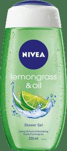 NIVEA Sprchový gel Lemongrass & Oil (250ml)
