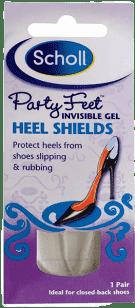 SCHOLL Party Feet Gélová ochrana päty 1 pár