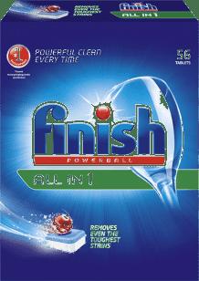 FINISH PB Tabs All-in-1 Regular 56 ks