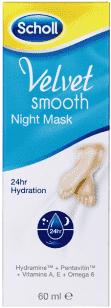 SCHOLL VS Maska do stóp na noc 60 ml