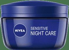 NIVEA Zklidňující noční krém pro citlivou pleť 50ml
