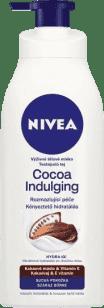 NIVEA rozświetlające mleczko do ciała Cocoa 400 ml