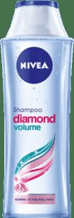 NIVEA Szampon nadający blask i objętość Diamond Volume 250 ml