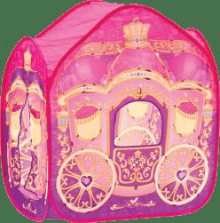BINO detský Stan - Kočiar pre princezné