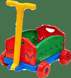 LENA Wózek na zabawki