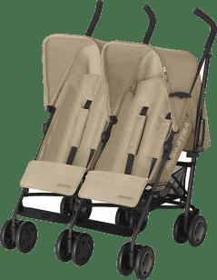KOELSTRA dvojčatový golfový kočík Simba Twin T4 - Sand